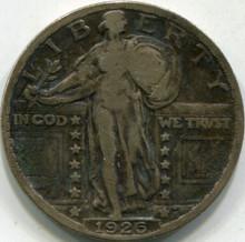 1926 (VG-12) Standing Liberty Quarter