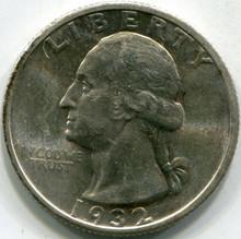 1932-S (MS-62) Washington Quarter