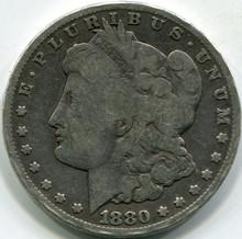 1880-CC (G) Morgan Dollar