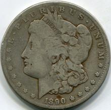 1890-CC (VG-10) Morgan Dollar