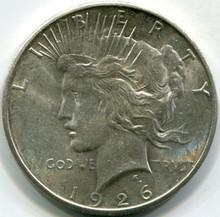 1926-S (MS-63) Peace Dollar