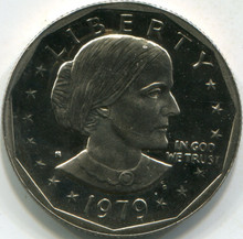 1979-S Proof Type I Susan B Anthony