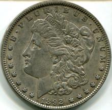 1892 Morgan Dollar,  XF