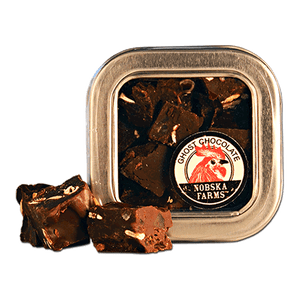 Rooster's Spicy Ghost Pepper™ Chocolate