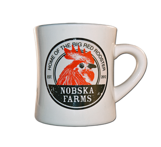Nobska Farms Diner Coffee Mug