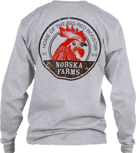 Nobska Farms Long Sleeve T-shirt