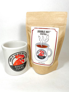Double Hot Cocoa & Coffee Mug Combo