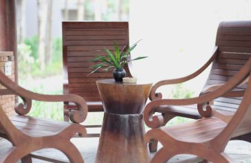 Mahogany as Outdoor Furniture