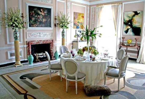 The Mount Dining Room