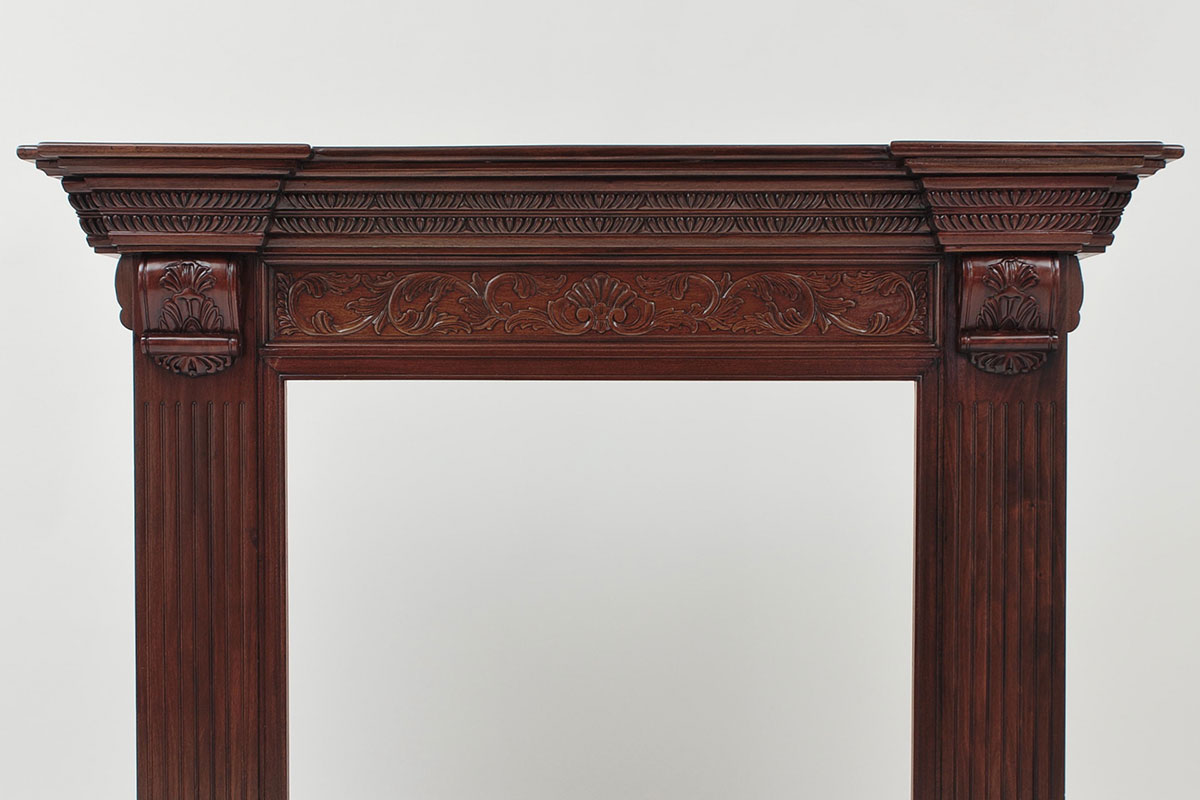 Victorian Fireplace Mantels