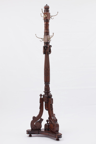 Antique Coat Hanger Stand