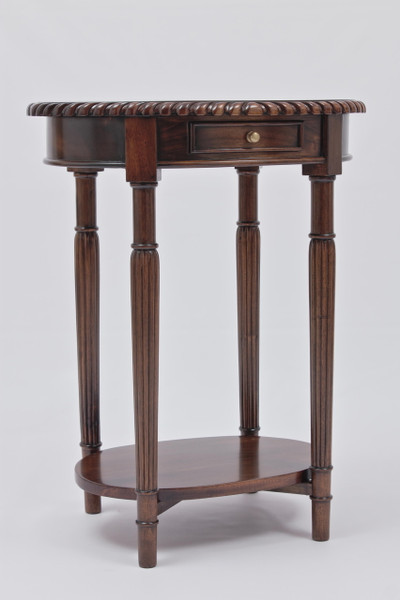Decorative Reeded legs