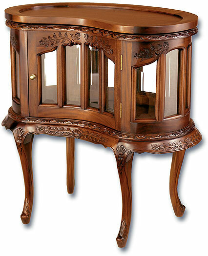 Nut Shaped Drinks Cabinet - Nut Shaped Drinks Cabinet Laurel Crown Furniture