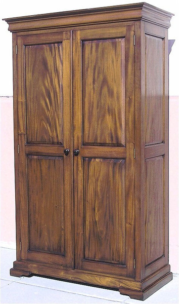 Delivery Can Be Arranged For Fee Aesthetic Appearance French Louis Vintage Wardrobe Armoire Armoires & Wardrobes