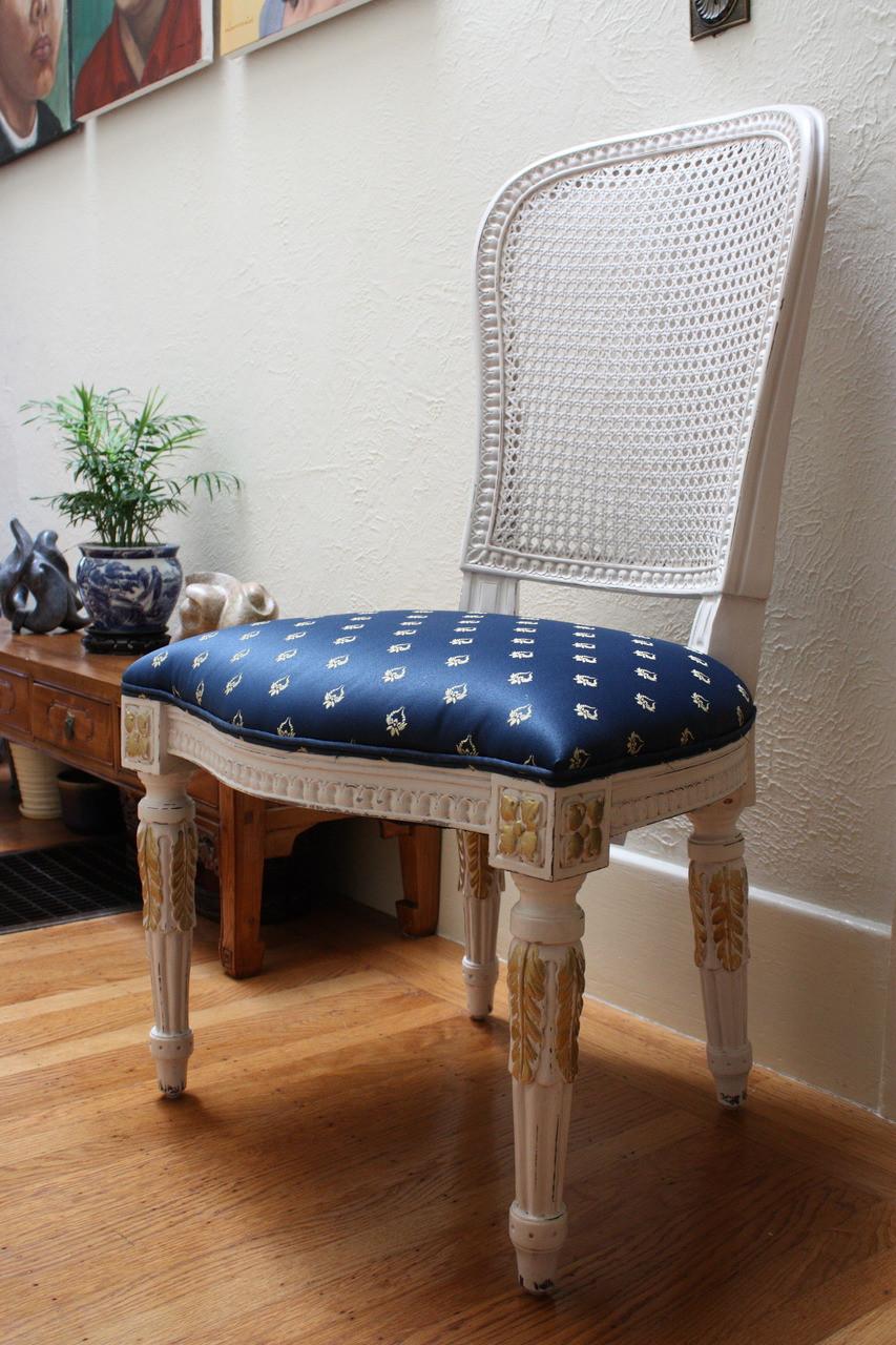 Louis Xvi Dining Chairs Laurel Crown Furniture