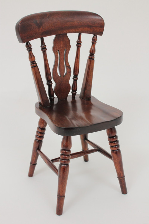 Windsor Doll Chair - 1/2 Scale
