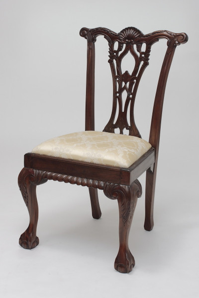Reproduction Chippendale Chair