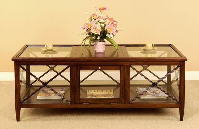 Creating a Coffee Bar with Antique Reproductions