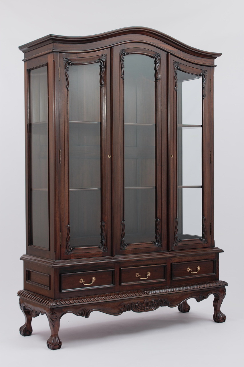 Charmant Chippendale China Cabinet