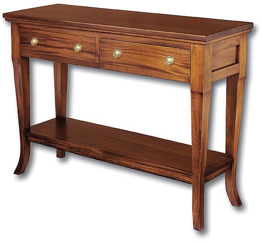 Biedermeier Style Hall Table - Large