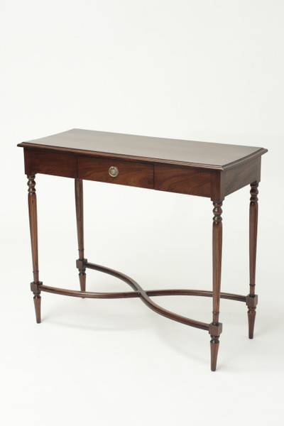 Traditional Sheraton Sofa Table