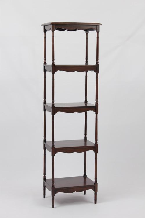 Victorian Standing Shelves