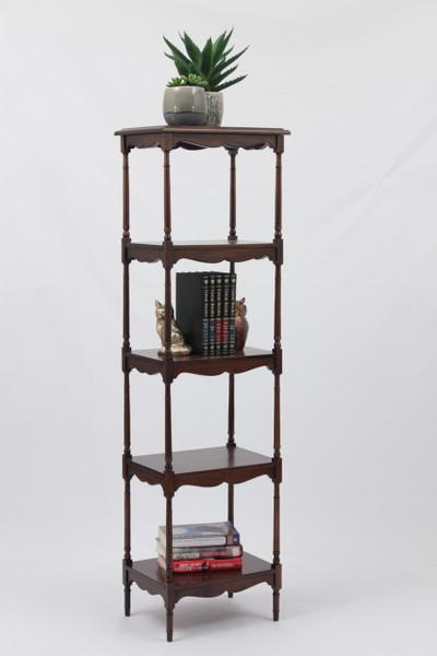 Mahogany Display Rack / Shelves