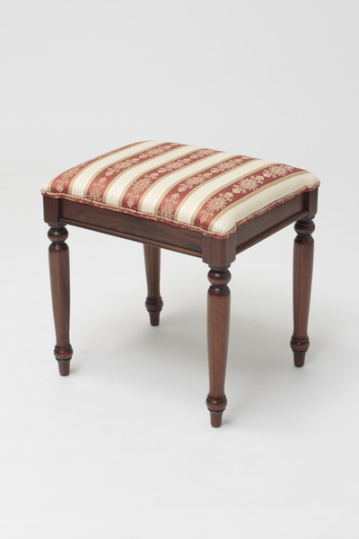 French Sleigh Stool