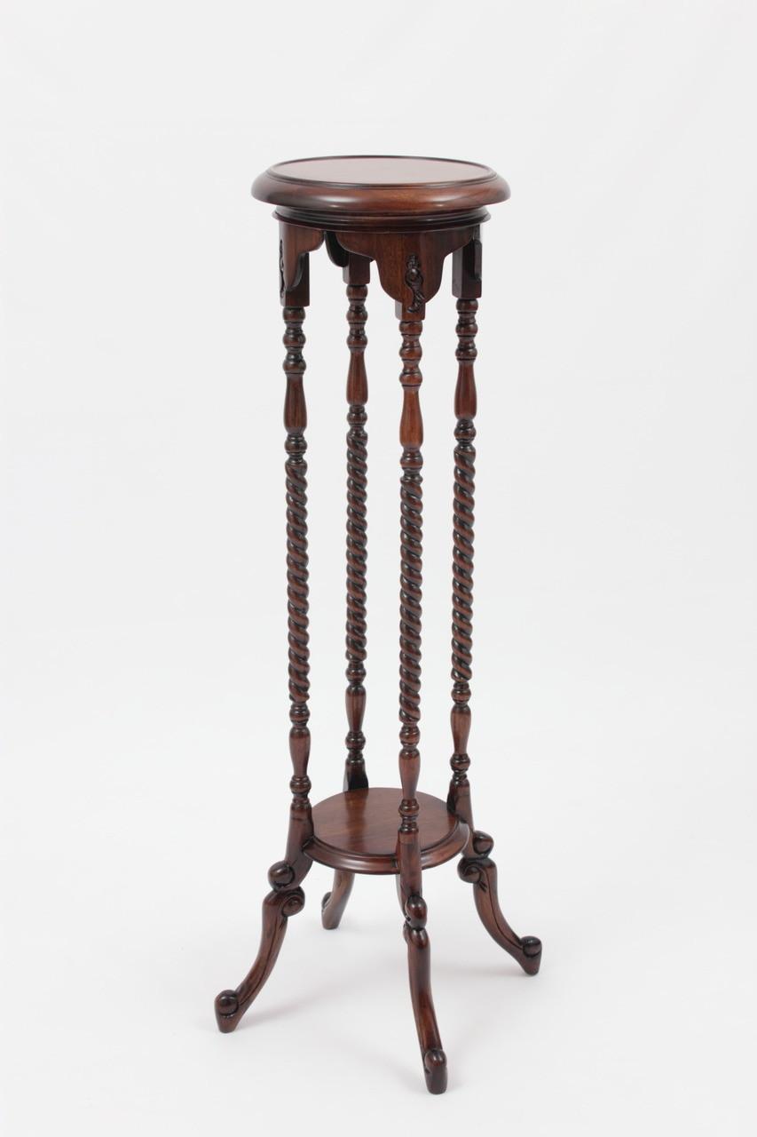 Decorative Victorian Plant Stands Laurel Crown Furniture
