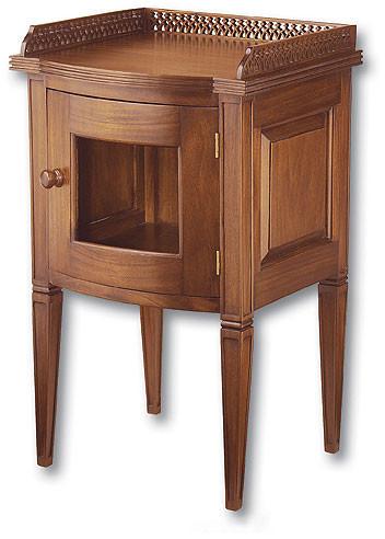 Biedermeier Bedside Cabinet