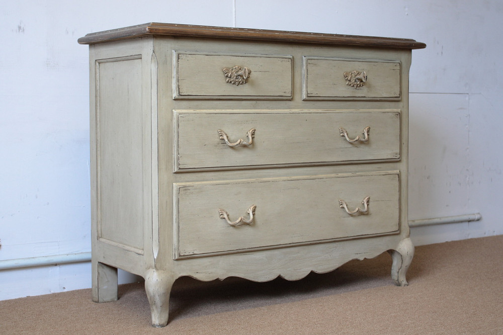 French Country Design Influences on Antique Furniture
