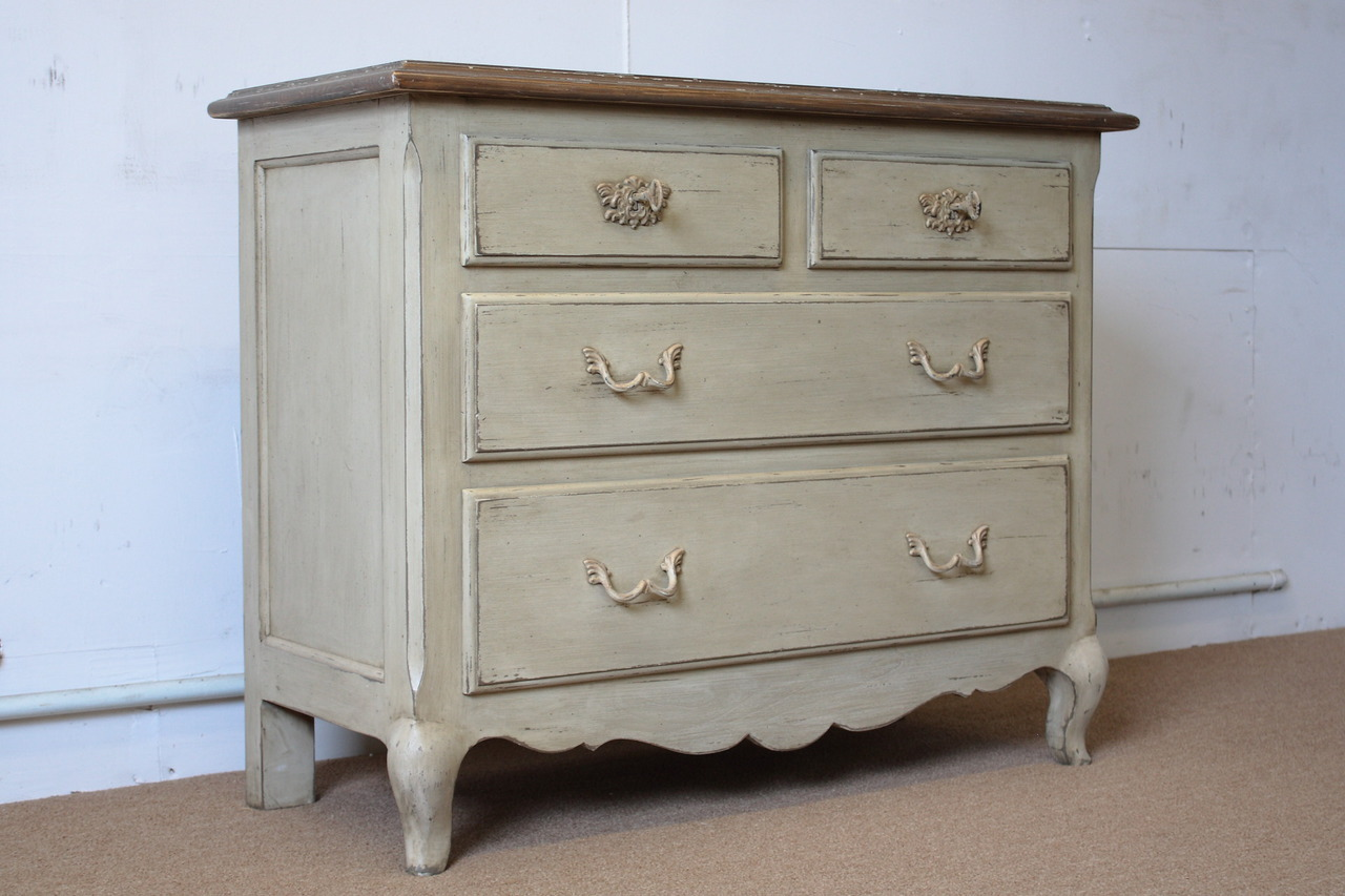 French Provincial Style Dressers