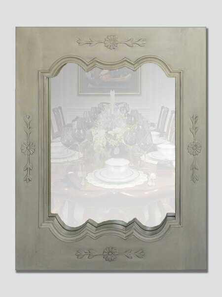 French Country Mirror