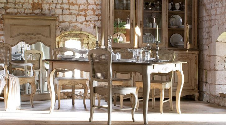 French Country Dining Room Set
