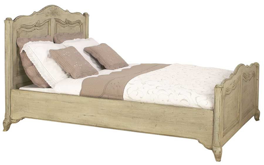 French Country Bed - Queen