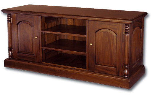 Colonial Style TV Stand