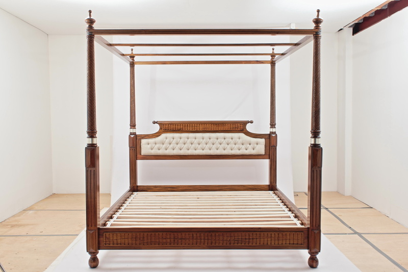 Custom Canopy Bed
