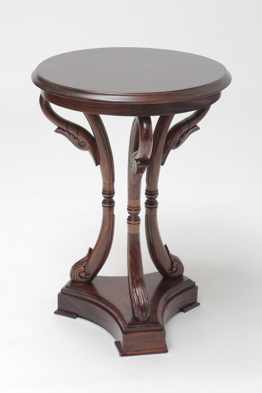 Small Wine Table Laurel Crown Furniture