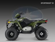 2009 Predator 50/Outlaw 90/Sportsman 90  Service Manual