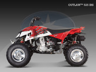 2009 Outlaw 450 MXR/525 S/525 IRS  Service Manual