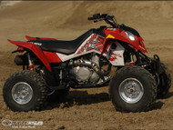 2008 Outlaw 450 MXR/525 s/525 IRS  Service Manual