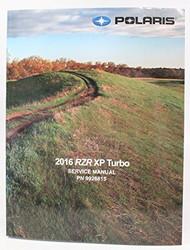 2017 polaris rzr service manual