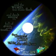 The Gospel of John Vol. II MP3-CD or MP3 download