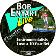 Environmentalists Lose 10-year Bet - DVD or Video Download