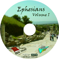 Ephesians Vol. I  MP3-CD or MP3 Download