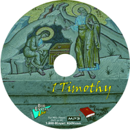 1 Timothy MP3-CD or MP3 Download