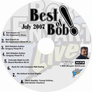 Monthly Best of Bob