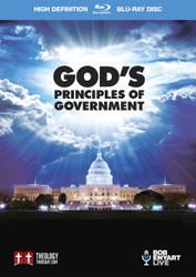God's Principles of Government - 2 DVD Set, 2 Blu-ray Set, Video Download