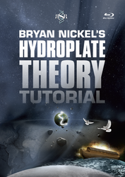 Bryan Nickel's Hydroplate Theory Tutorial - Blu-ray, DVD & Download