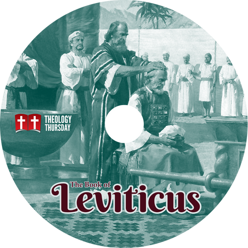 Bob Enyart's Leviticus Bible Study on DVD, Blu-ray, MP3-CD, and downloadable